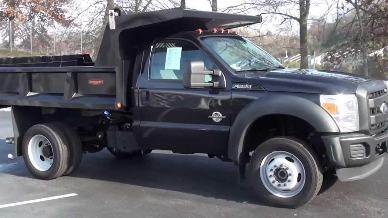 F550 Dump Truck For Sale