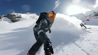 Travis Rice - Never ask for Limits! [4K]