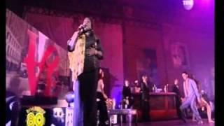 """BIBIE 2010 - Tout doucement, live sur TMC """"RFM Party 80"""""""
