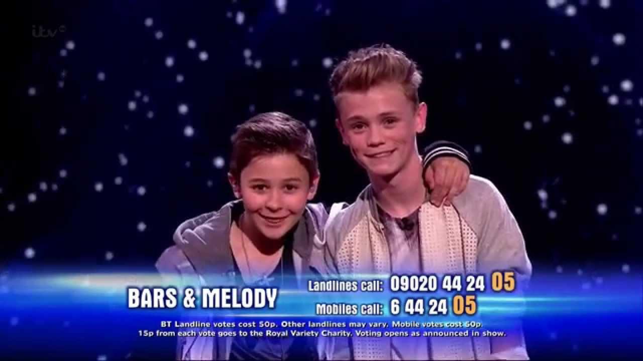 (Napisy)Brytyjski Mam Talent 8 - Bars & Melody - finał - YouTube
