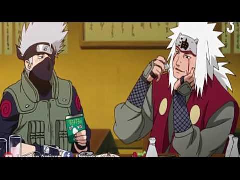Lộ khuôn mặt Kakashi tập 469 Naruto