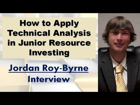 Jordan Roy-Byrne | Role of Technical Analysis in Junior Resource Investing