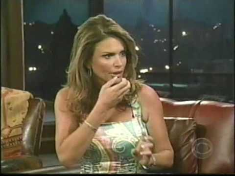 Roma Downey on The Late Late Show with Craig Kilborn (2004