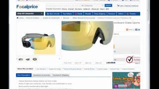 Comprando em sites chineses focalprice