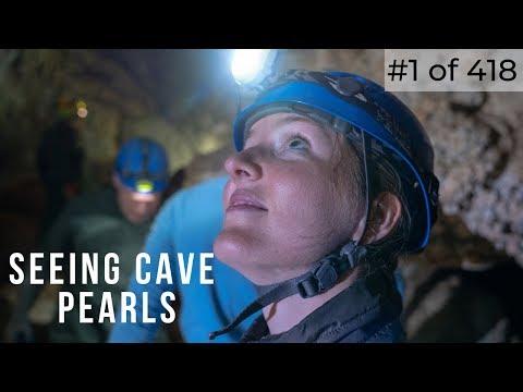 Caving And Crawling At Carlsbad Caverns Lower Cave Tour (#1/418)