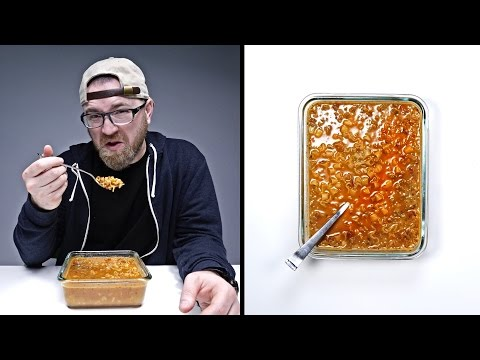 Thumbnail: This Lasagna Lasts 20 YEARS!