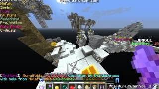 MInecraft Huzuni 1.8:SkyWars