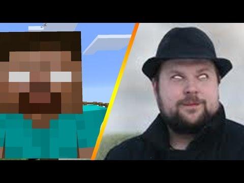 ЧТО БУДЕТ ЕСЛИ 1000 МОБОВ будут В РЕАЛЬНОЙ ЖИЗНИ без ТНТ (РЕСУРСПАК) | Minecraft c Героном