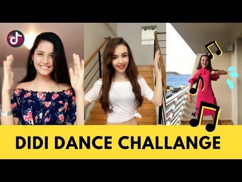 DiDi Dance Challenge Compilation TikTok Musically 2018