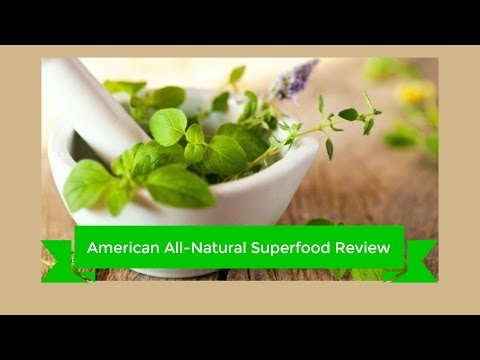 **American All Natural Superfood Review** Protein & Greens Mix, We Bought It. Did We Like It?
