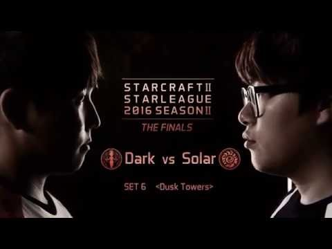 [SSL S2] FINALS Dark vs Solar 6 set