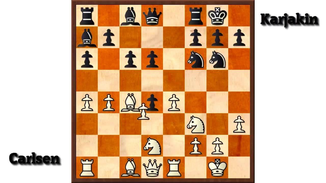 Weltmeisterschaft Schach