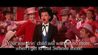 Judy Garland Karaoke - Born In A Trunk, Pt. 3 - A Star Is Born 1954 - Instrumental