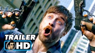 GUNS AKIMBO Trailer #2 (2020) Daniel Radcliffe Action Movie