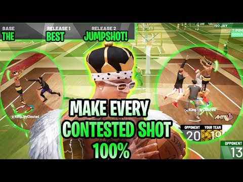 1V1 ALL SUBS IN COMP STAGE JOIN UP! USING THE BEST JUMPSHOT NBA 2K19