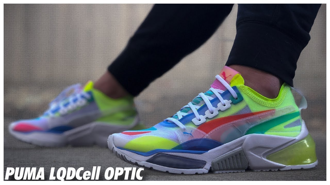 PUMA LQDCell Optic Sheer | Detailed Look and Review