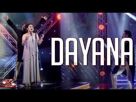 ¡Espectacular presentación de Dayana! | Galas en Vivo | Factor X Bolivia 2018