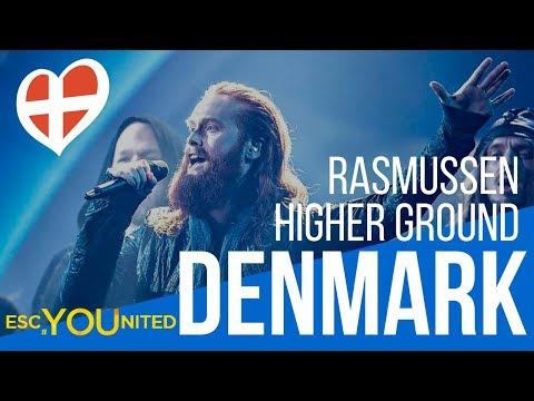 Rasmussen Higher Ground - DMGP 2018 (Reaction) Denmark @ Eurovision 2018