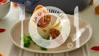 Burrito - How to make