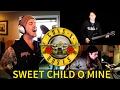 Sweet Child O' Mine Cover - Guns N' Roses - Vocals, Guitar, Bass ft Calum Rife & Nikki Wozney