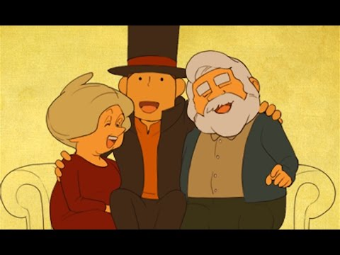 Professor Layton and the Azran Legacy #35 ~ Finale - The Azran Legacy (2/2)
