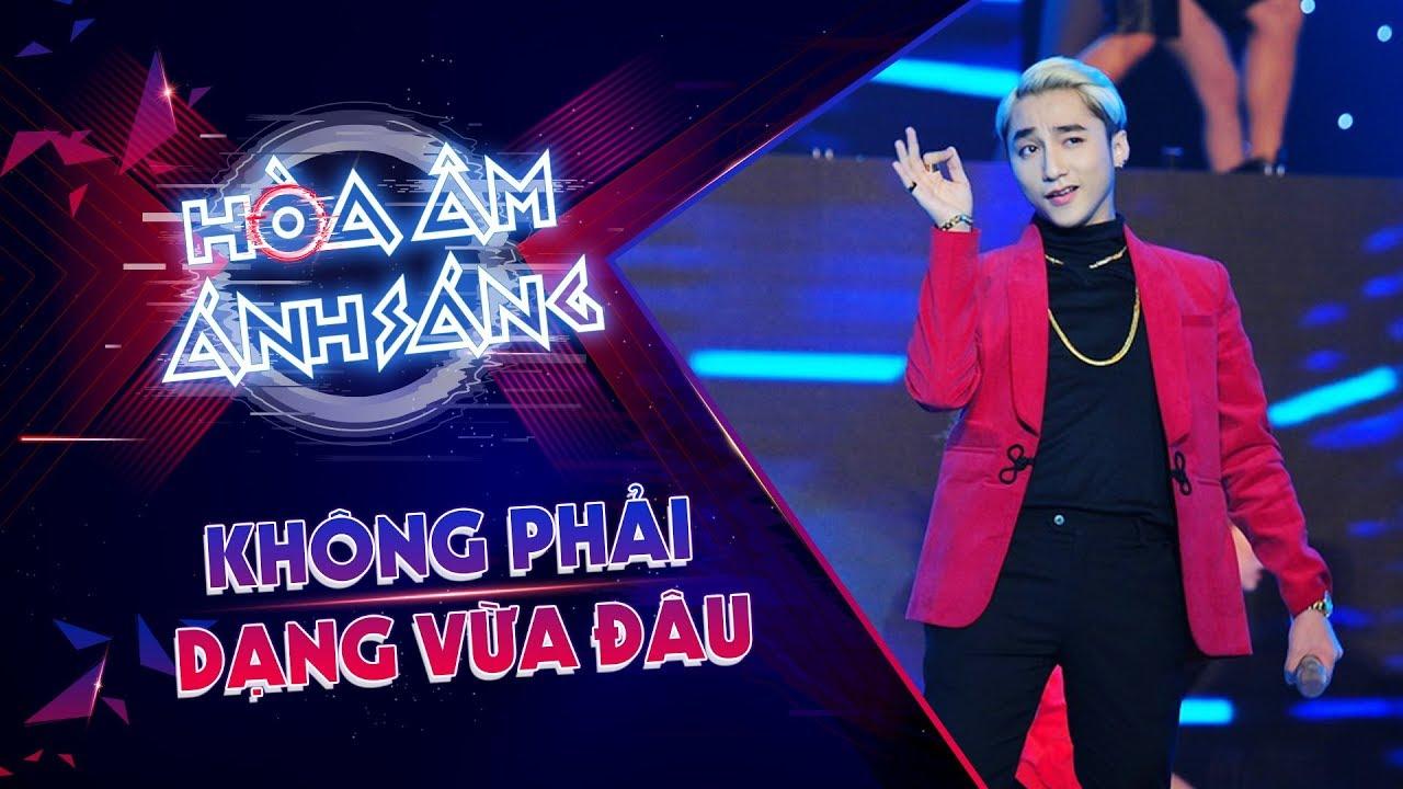 Không Phải Dạng Vừa Đâu – Sơn Tùng M-TP, Slim V, DJ Trang Moon | The Remix – Hòa Âm Ánh Sáng