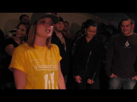 Rap Battle TV: Jessica Zee vs. Lady Lyrix (First Filmed Female Battle In Canada)