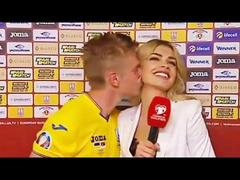 Futbolistas FAMOSOS Enamorando