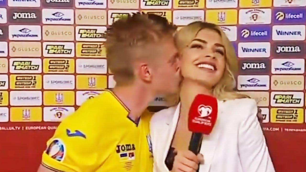 Futbolistas FAMOSOS Enamorando a Fans ?
