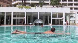 Израиль Мертвое море Le Meridien David Dead Sea Hotel(Видео снято на фотоаппарат Sony DSC-HX100V., 2012-12-11T13:40:19.000Z)