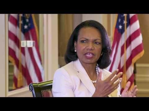 Condoleezza Rice talks about the 16th Street Baptist Church Bombing of 1963