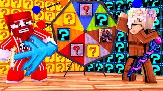 ELINA ZEIGT SICH | LUCKY BLOCKS ROULETTE