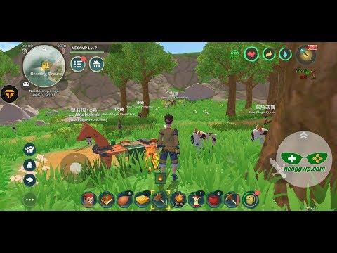 Utopia: Origin (Andorid IOS APK) Adventure MMO Gameplay