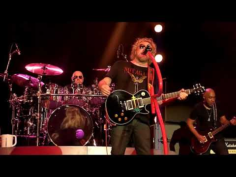 Sammy Hagar & The Circle - The Devil Came To Philly - Grand Sierra - Reno - 4-19-2019