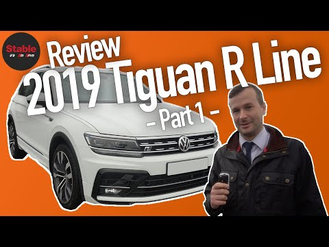 2019 VW Tiguan R Line Review | Part 1 | Stable Lease