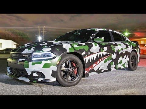 NC Street Racing - 900hp HELLCAT & More!