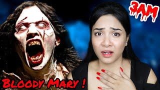 BLOODY MARY *Real* Horror Story | 3 A.M Challenge Reason| Ep-1 | Nil And Situ Vlogs