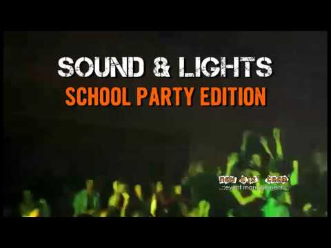new djs' team School Party Thessaloniki - Σχολικά Party Θεσσαλονίκη