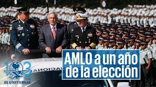 AMLO: las acciones polémicas a un año de la elección