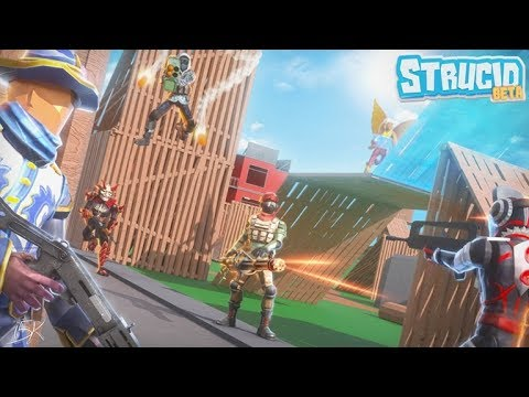 PLAYING ROBLOX STRUCID, Q-CLASH and ISLAND ROYALE WITH SUBSCRIBERS