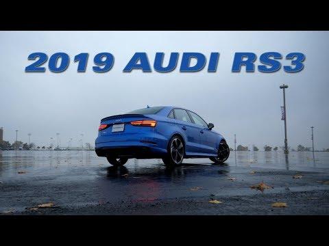 2019 Audi RS3 - Test Drive