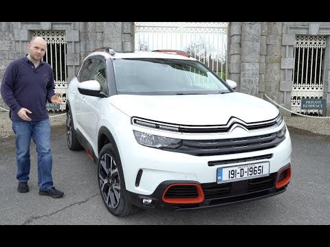 Citroen C5 Aircross 2019 review - should this crossover be on your shortlist?