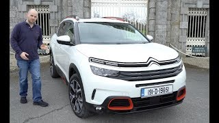 Citroen C5 Aircross 2019 review - should this new crossover offering be on your shortlist?