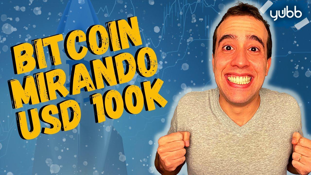 ANALISE BITCOIN HOJE URGENTE: BTC APONTA PARA 100 MIL DÓLARES!!!