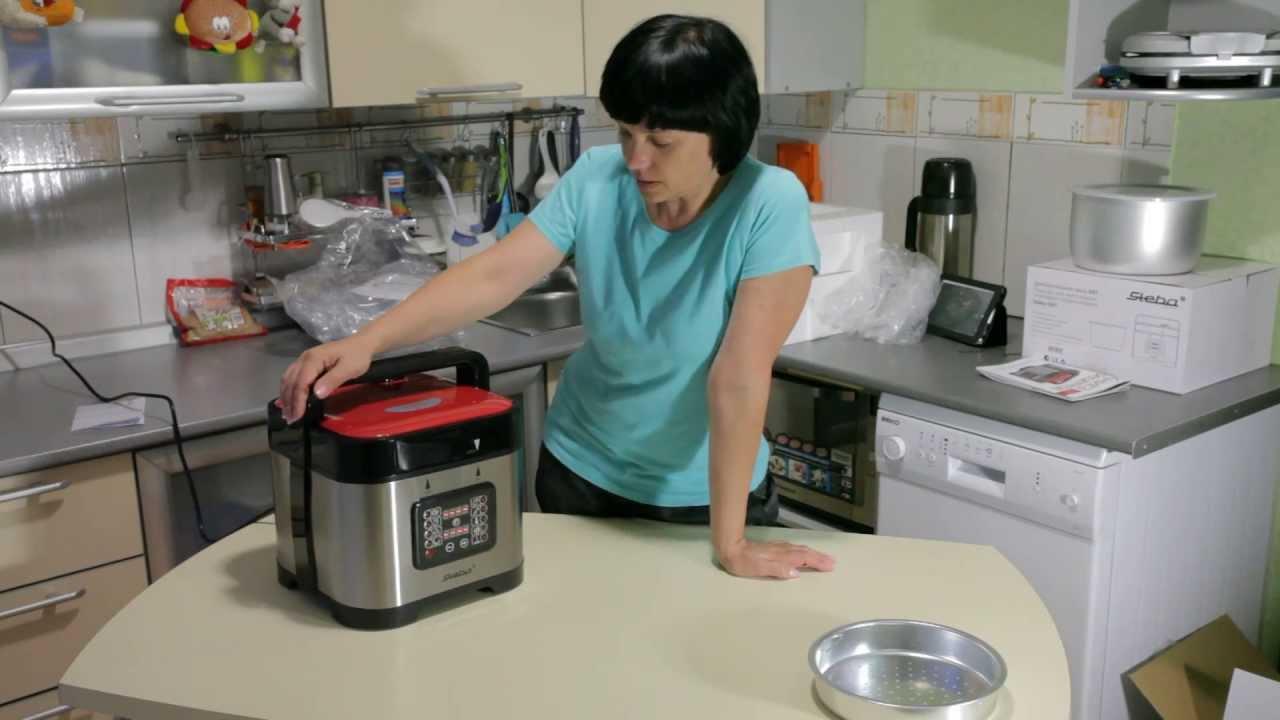 рецепты мультиварка steba