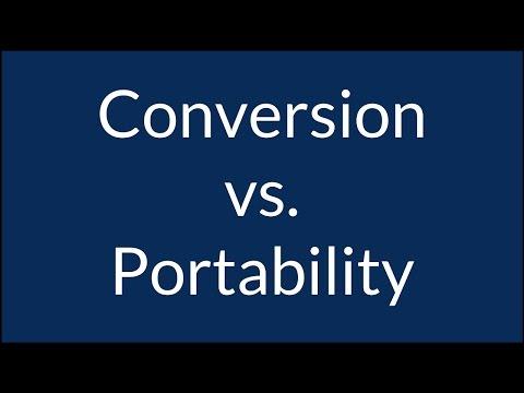 Life Insurance Conversion vs Portability