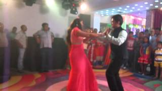 sangeet dance performance- salsa