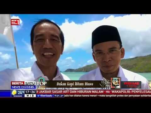 JK Sebut Dukungan TGB ke Jokowi Sebagai Pilihan Politik
