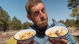 Backpacker's Beef Stroganoff | Great Backpacking Meals