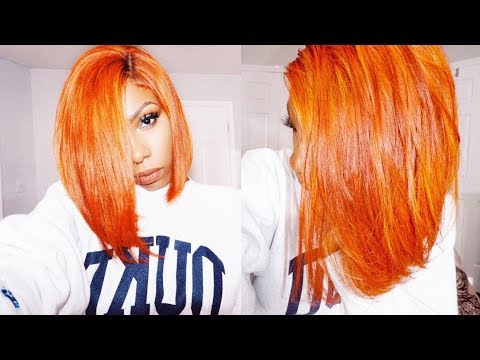 Pumpkin Spice Autumn Leaves Perfect Fall Color How To Dye Your Hair